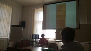 2016 přednáška prof. Blažiene, dokumentace