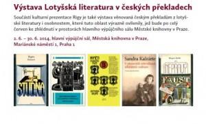 Lotyšská literatura v českých překladech - Copy